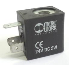 marca: Metal Work modelo: 24VDC2W Apenas essa peça disponível