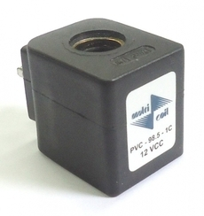 Bobina (modelo: PVC98.5-1C 12VCC)