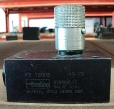 Válvula hidráulica (modelo: FS1200S)