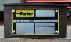 marca: Parker modelo: EFCM3TT 3000PSI estado: usada