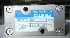Válvula pneumática (modelo: JP414)