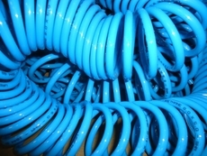 Tubo em poliuretano espiralado (modelo: 8SHM 22metros)