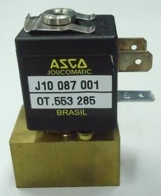 marca: ASCO JOUCOMATIC modelo: J10087001 OT553285 estado: nunca foi utilizada