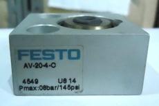 marca: FESTO modelo: AV204C 4549 20X4