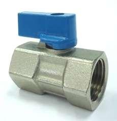 Válvula esfera mini (modelo: MFF-1/2)