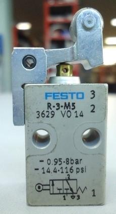 marca: FESTO modelo: R3M5 3629 estado: nova
