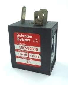Bobina (modelo: L0098983B) para válvula pneumática