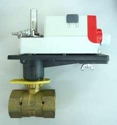 Válvula pneumática (modelo: MN7505A2001)