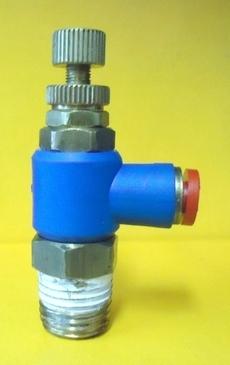 Regulador de fluxo (modelo: 1/4X4)