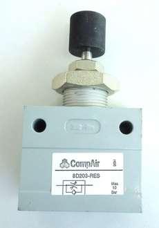Regulador de fluxo (modelo: 3/8X3/8 8D203RES)