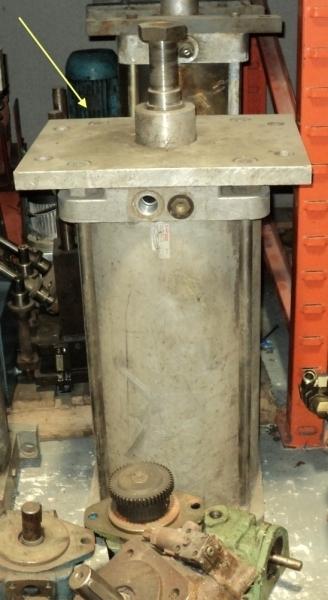 marca: Norgren Herion <br/>modelo: RA8320510G 320X510mm <br/>estado: usado, testado, em perfeito funcionamento. <br/>
