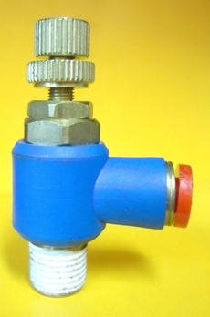 Regulador de fluxo (modelo: 1/8X4)
