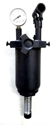 Cilindro hidráulico (modelo: para prensa de 10 ton)