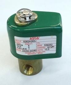 marca: ASCO modelo: 8262A262J