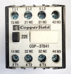 Contator (modelo: COP3TB41)