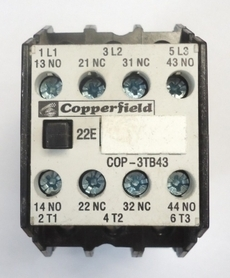 Contator (modelo: COP3TB43)