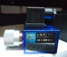 Pressostato (modelo: K59P)
