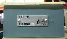 marca: REXROTH modelo: Z2S10 estado: nunca foi utilizada