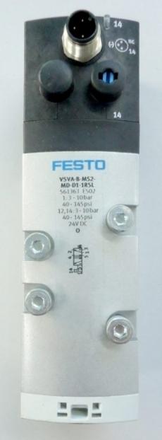 marca: FESTO modelo: VSVABM52MDD11R5L 561363 estado: nova