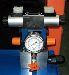 Mini unidade hidráulica PLUS