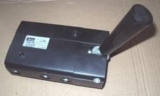 Válvula manual (modelo: A3321KM)