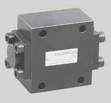 Válvulas hidráulicas DSV/DSL
