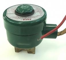 marca: Asco modelo: 8262A203 2vias rosca1/4 ar, gás, água, óleo estado: nova