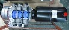Mini unidade hidráulica (modelo: 561602)