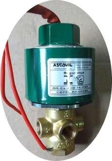 marca: ASCO modelo: 8320A090