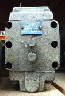 Válvula hidráulica (modelo: 4CG10DA20)