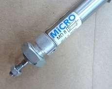 Cilindro pneumático (modelo: 16X30)