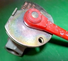 Válvula pneumática (modelo: 3/4)