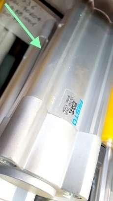 marca: FESTO modelo: DNCB4080PPVA 532740 D108 40X80 estado: seminovo