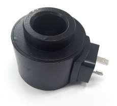 bobina compatível DOFLUID para válvula hidráulica tamanho 10