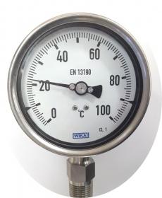 marca: WIKA escala: 100C
