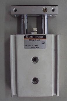 Cilindro pneumático (modelo: CXSM15-15)