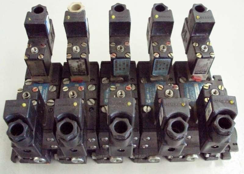marca: Industrial Automation, bobinas Festo <br/>modelo das válvulas: VG25ERCERC <br/>estado: usado