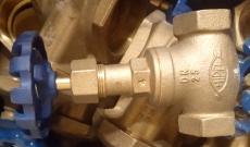 Válvula hidráulica (modelo: DN25)
