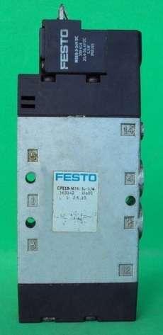 marca: Festo modelo: CPE18M1H3L14 direcional estado: usada
