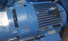 Motor elétrico (modelo: 7,5HP)