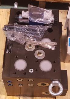 Bloco injeção velox 800/1100 CMT9 V3.0 conjunto: 482003111902