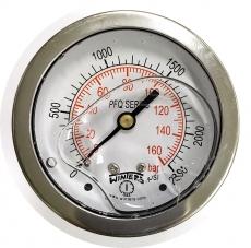Manometro (escala: 160BAR 2300PSI)