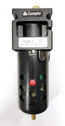 marca: COMPAIR modelo: F101G04BJ rosca 1/2 pressão máxima: 10BAR/150PSI