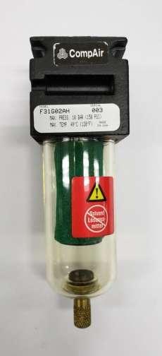 Filtro coalescente de odores (modelo: F31G02AH)