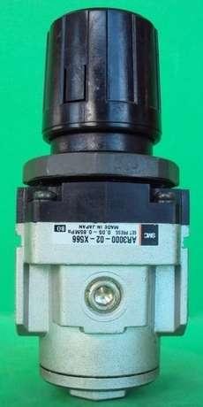 Regulador (modelo: AR3000-02-X566)