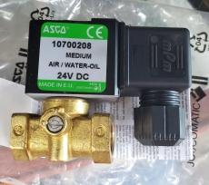 marca: ASCO modelo: 10700208 rosca 1/4 ar, água, óleo