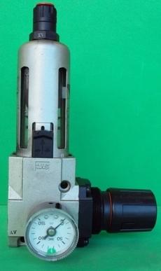Filtro regulador manometro (modelo: NINA-13-806G-XN)