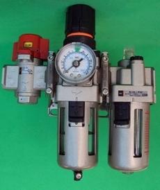 Conjunto lubrifil (modelo do lubrificador: AL30-F02)