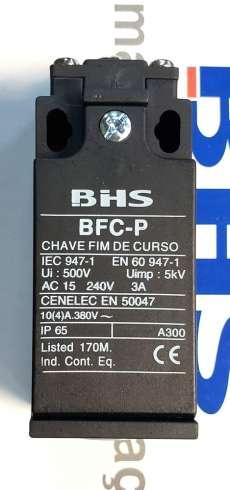 Micro fim de curso (modelo: BFCP)