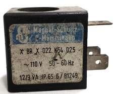 Bobina (modelo: XBRX022K54D25 110V)